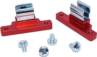 Set of 2 Billet Soft Top Clips Spring Steel (For Geo Tracker/Suzuki Sidekick)
