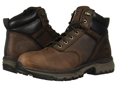 Timberland PRO 6 Jigsaw Steel Toe (Brown) Men