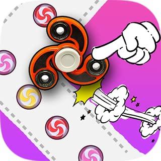 Spinner.io : Tap & Swipe Fidget Hand Spinz