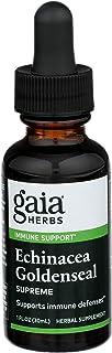 Gaia Herbs, Echinacea Goldenseal Supreme, 1 Fl Oz