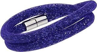 Stardust Purple Double Wrap Bracelet 5089834