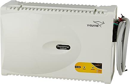 V-Guard VG500 Stabilizer for 2 Ton AC (Working Range: 170V-270V)