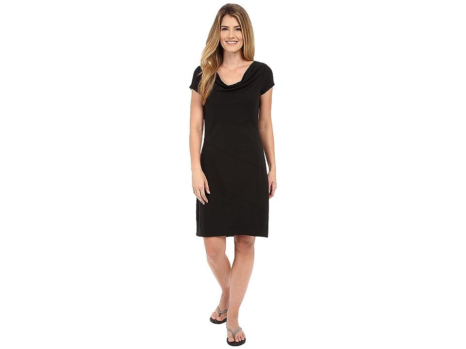 Royal Robbins Essential Dress (Jet Black 1) Women