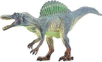 Zooawa Spinosaurus Dinosaur Figure Toy - Taupe