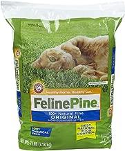 Feline Pine Original Cat Litter, 7-Pound Bags (Pack of 2)