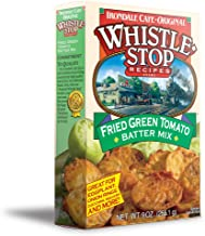 Original WhistleStop Cafe Recipes | Fried Green Tomato Batter Mix | 9-oz | 1 Box