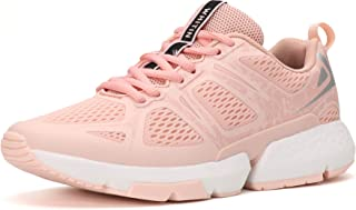 WHITIN Women's Supportive Running Shoes   Cushion Lightweight Breathable Sneakers
