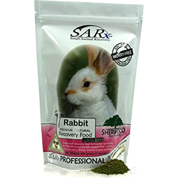 Recovery Food by Sherwood, SARx Plus for Rabbits - Soy-Free (Compare to 'Critical Care')