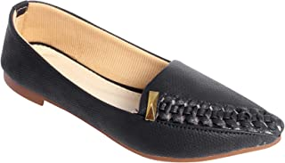 Stepee Women Formal Patent Block Heel Shoes | Comfortable Office Shoes for Work