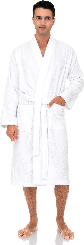 TowelSelections Albuquerque Mall Men's Robe Max 51% OFF Turkish Terry Cotton Kimono Bat