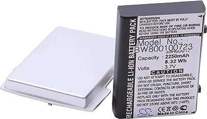 vhbw Extended Akku Geh user ckdeckel passend f r HP Handy Smartphone Telefon 2250mAh 3 7V Li-Ion Schätzpreis : 18,99 €