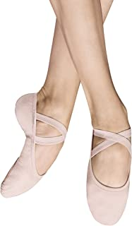 Bloch Girls' Performa Dance Shoe, Theatrical Pink, 1.5 C US Little Kid