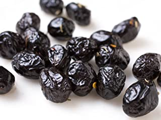 Dry Oil Cured Black Olives - 1 lb