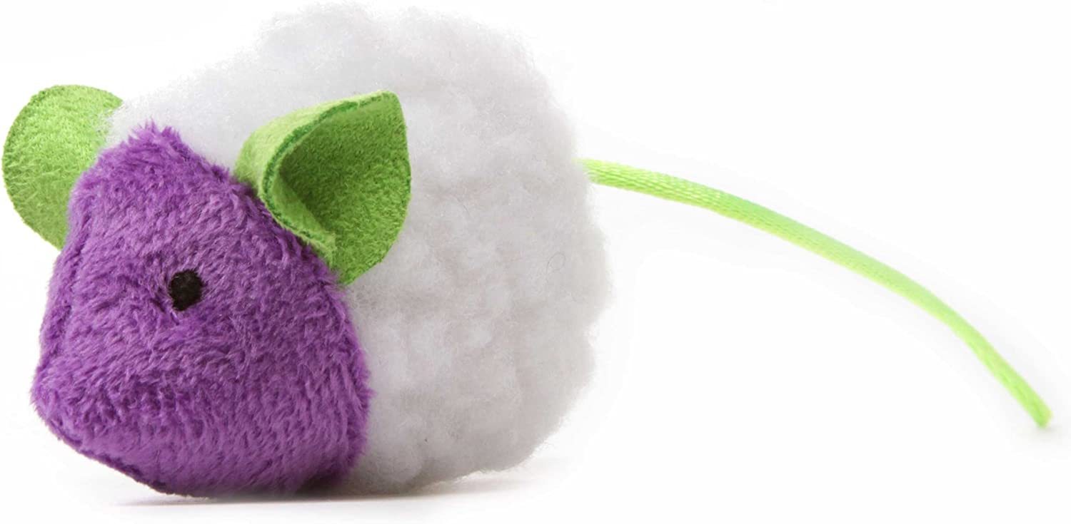 OurPets Mouse in Sheep's Cat Toy Catnip Japan's largest assortment Al sold out. Clothing