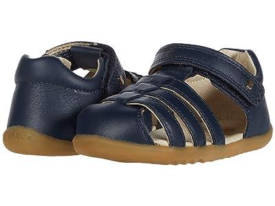 Bobux Kids Step Up Jump Sandal (Infant/Toddler) (Navy 1) Girl