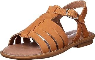 Clarks Girls' Havana Fashion Sandals, Tan