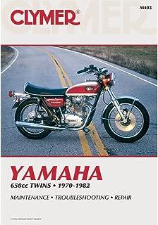 Clymer 75-81 Yamaha XS650 Service Manual