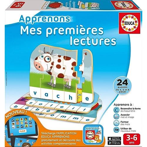 Educa - 16830 - Premières Lectures