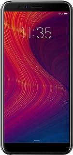 هاتف لينوفو كيه 5 بلاي ثنائي شرائح الاتصال - 32 جيجا، ذاكرة رام 3 جيجا، الجيل الرابع ال تي اي - اسود