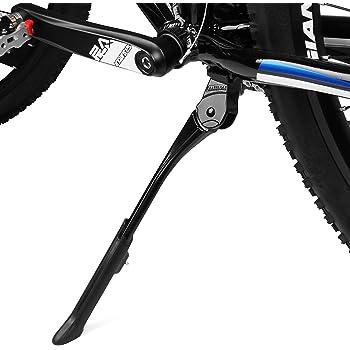 "BV(ビーブイ)自転車キックスタンド 長さ調整可能 24""~29""対応 センタースタンド BV-KA76"