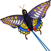 Zhuoyue Butterfly Kite 47 Inch Wingspan,Single Line Kite Easy to Fly for Girls Boys, Long Tail and Flying Tool Included