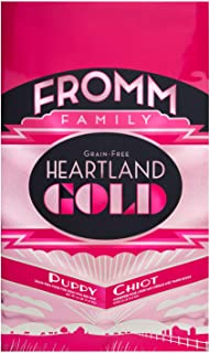 Fromm Family Foods 727076 12 Lb Prairie Gold Puppy Dry Dog Food (1 Pack), One Size