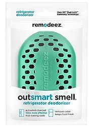 Remodeez REMP1FR6 Refrigerator Deodorizer, Odor Absorber and Eliminator