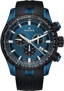 EDOX - Grand Ocean Reloj de Hombre Cuarzo 45mm 10226 357BUNCA BUINO