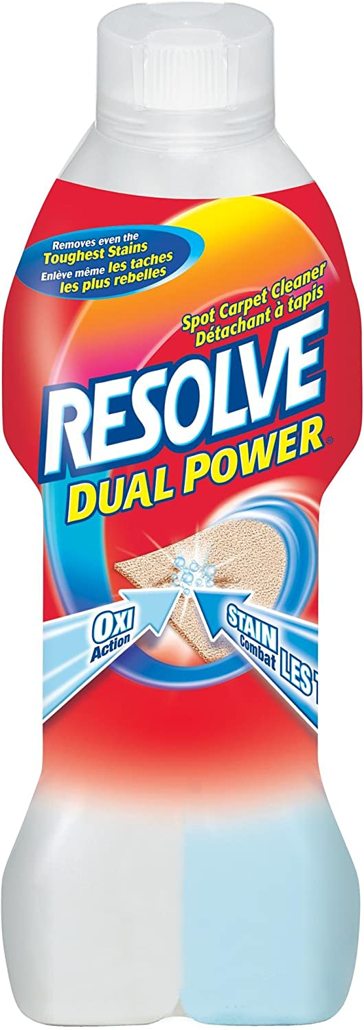 RESOLVE Deluxe Dual Power Cleaner Spot Carpet free shipping