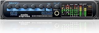 MOTU Audio Express | 6x6 Half Rack Hybrid FireWire USB2 Audio Interface