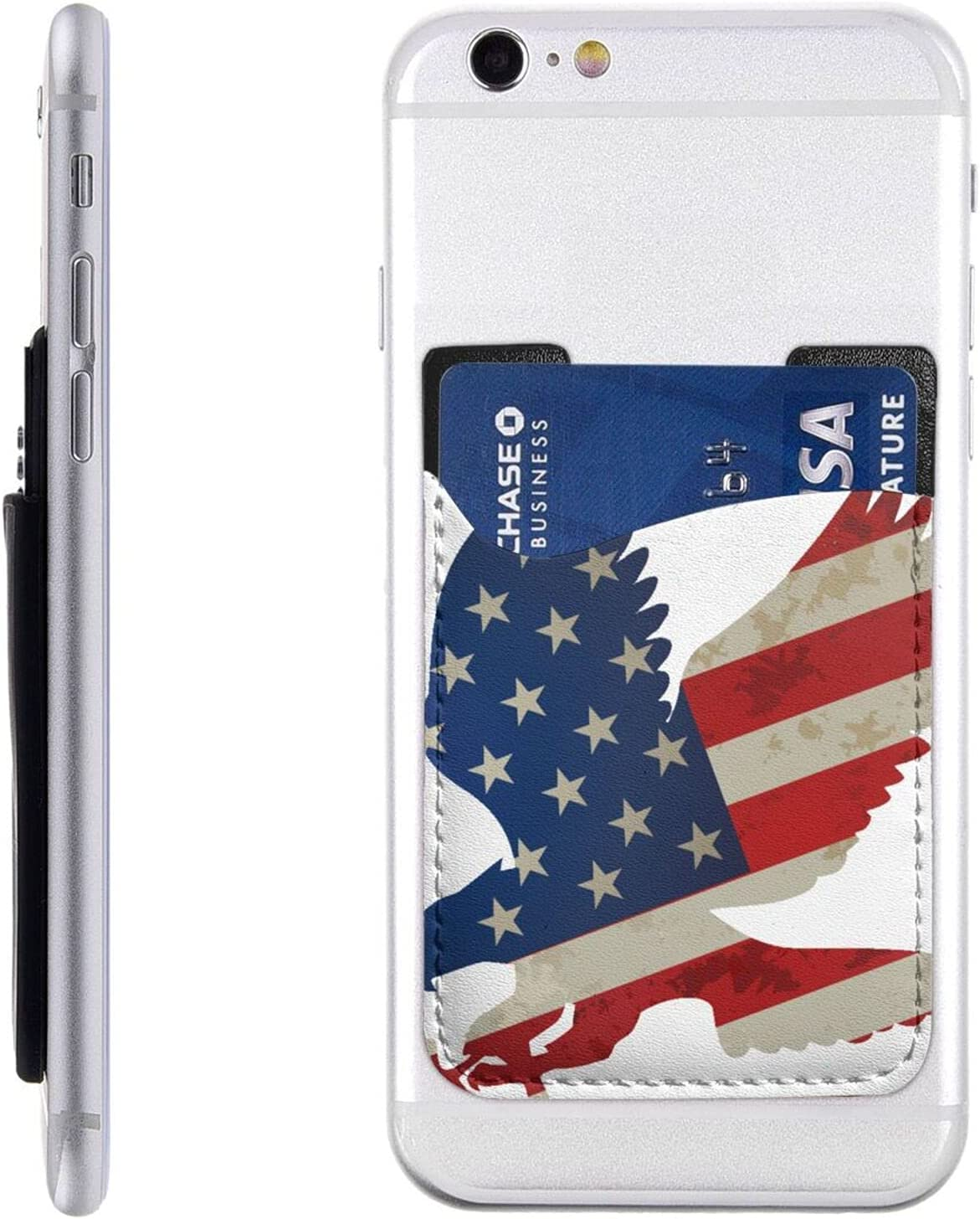 American Eagle and Max 42% OFF Flag Phone Card Stick On Holder Our shop OFFers the best service Cell Ca
