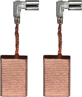 5x8x11mm 2.0x3.1x4.3 Escobillas de Carb/ón para MAKITA BO5012 lijadora