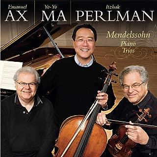 Mendelssohn: Piano Trios, Op. 49 & Op. 66
