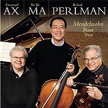 mendelssohn piano trio op 66