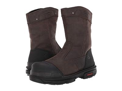 Wolverine Yukon CarbonMax 10 Wellington Boot (Coffee Bean) Men