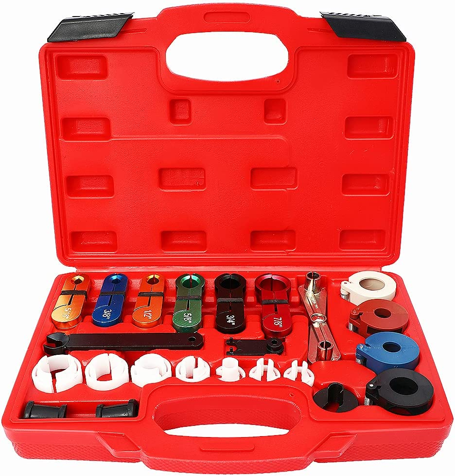 ECCPP 22PCS Master Quick Disconnect Tool an Line AC Kit Fuel Max sold out 46% OFF for