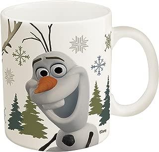 Zak Designs Coffee Mugs 11.5 oz- Elsa, Olaf & Minions (Frozen- Olaf & Sven)
