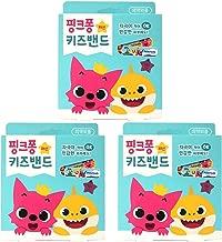 Pinkfong Kids Fashion Band-Aid 10ea x 3 Pack