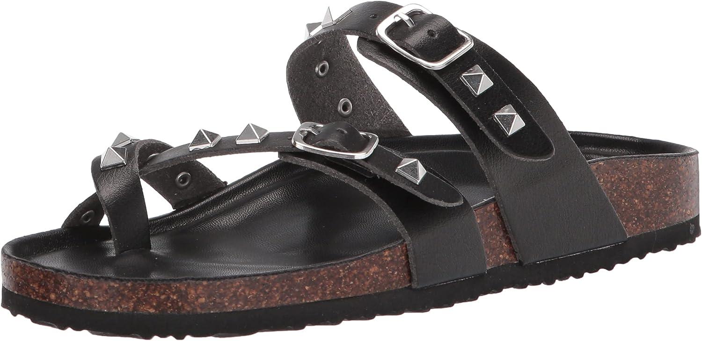 Madden Girl Max 78% 5% OFF OFF Women's Slide Brycee-s Sandal