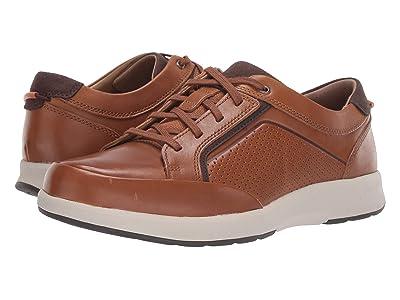 Clarks Un Trail Form (Tan Leather) Men