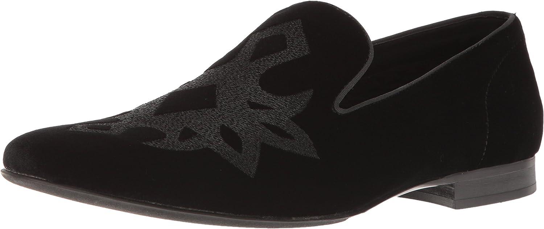 Steve Madden Mens Lorax Slip-On Loafer
