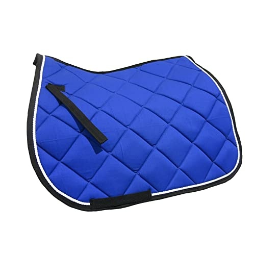 Joy Rider Bowden Saddle Pad - Horse Riding Numnah Equestrian Comfortable Quilted