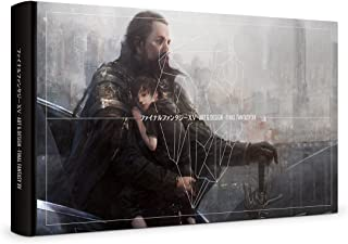 THE ART AND DESIGN OF FINAL FANTASY XV - Standard edition