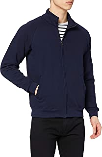 Fruit of the Loom Men's Zip front Classic Jacket