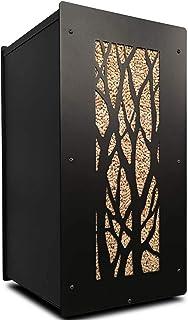 GRANULE BOX Rangement Pellet - GranuleBox - Boîte à pour Granulés - Modèle Arbre - Fabriqué en France