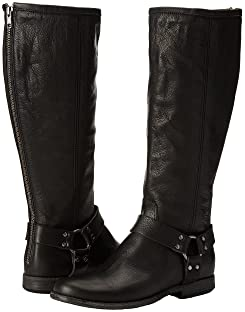 Boots, Riding Boots, Black | Shipped Free at Zappos