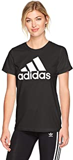 adidas Women's Badge Of Sport Classic Graphic Tee