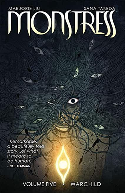 Monstress Volume 5