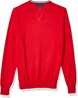 Men's Cotton Crew Neck Sweater