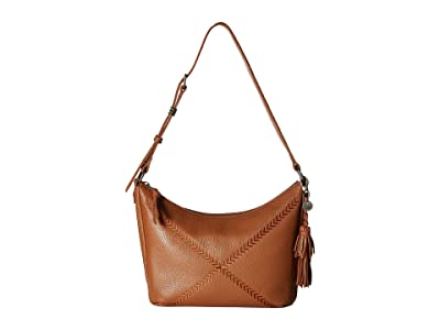 The Sak Kyetra Gen Hobo By The Sak Collective (Tobacco) Handbags